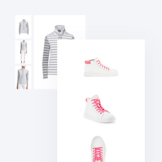 2 Types Customizable Product Info Page